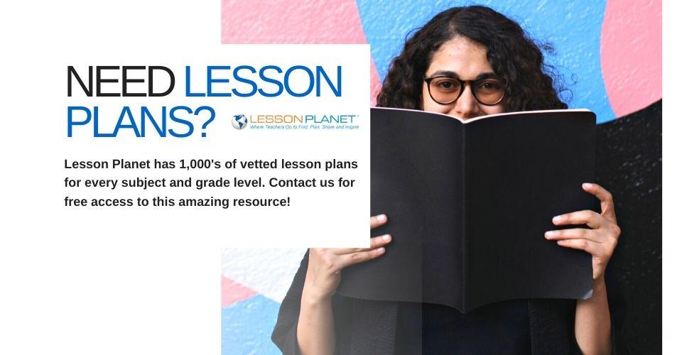 Lesson Planet SBCEO Portal